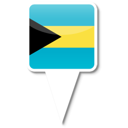 Флаг Содружества Багамы