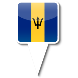 Флаг Республика Барбадос