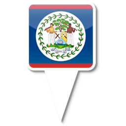 Флаг Королевства Белиз