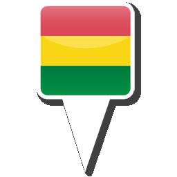 Флаг Республика Боливия