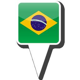 Флаг Федеративной Республики - Бразилия