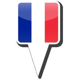 Флаг Республики Франция