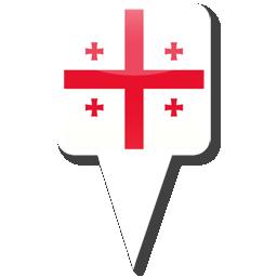 Флаг Республики Грузия