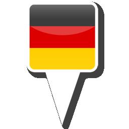 Флаг Федеративной Республики Германия