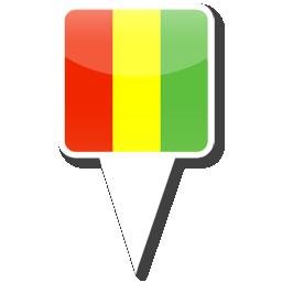 Флаг Республики Гвинея