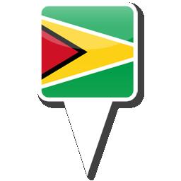 Флаг Республики Гайана
