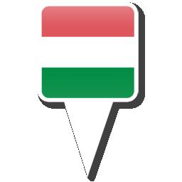 Флаг Республики Венгрия