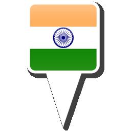 Флаг Республики Индия