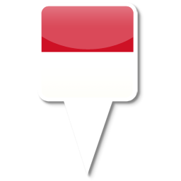 Флаг Республики Индонезия
