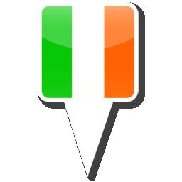 Флаг Республики Ирландия