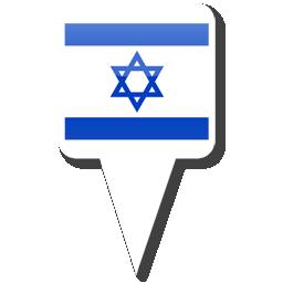 Флаг Республики Израиль