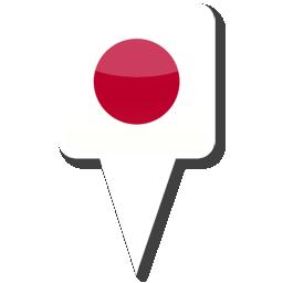 Флаг республики Япония