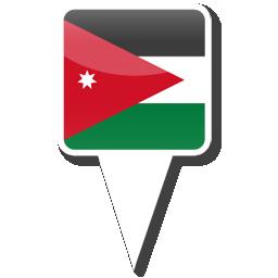 Флаг Хашимитского Королевства Иордания