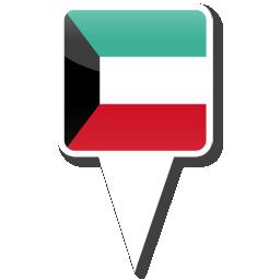 Флаг Республики Кувейт