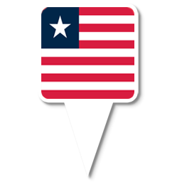 Флаг Республики Либерия