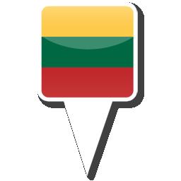 Флаг Республики Литва