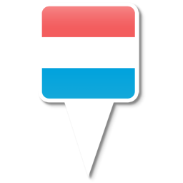 Флаг Великого Герцогства Люксембург