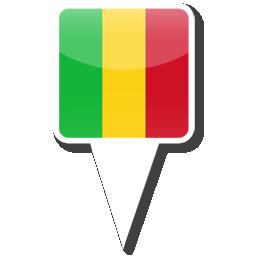 Флаг Республики Мали