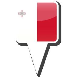 Флаг Республики Мальта