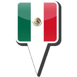 Флаг Соединенных Штатов Мексика