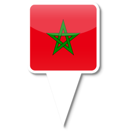 Флаг Королевства Марокко