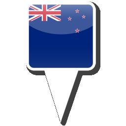 Флаг Республики Новая Зеландия