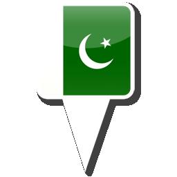 Флаг Исламской Республики Пакистан