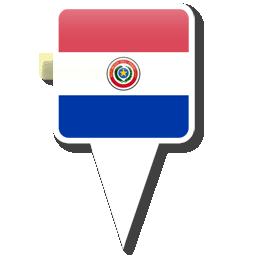 Флаг Республики Парагвай