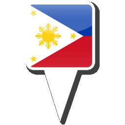 Флаг Республики Филиппины