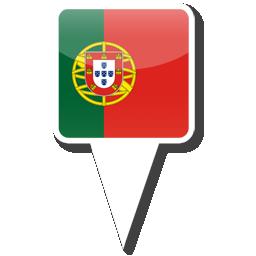 Флаг Республики Португалия