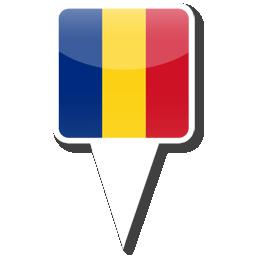 Флаг Республики Румыния