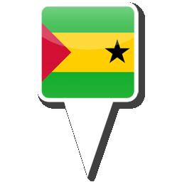 Флаг Республики Сан-Томе и Принсипи