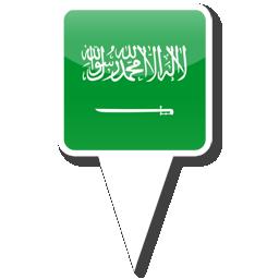 Флаг Королевства Саудовская Аравия