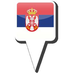 Флаг Республики Сербия