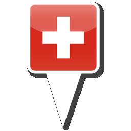 Флаг Конфедерации Швейцария
