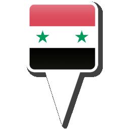 Флаг Арабской Республики Сирия