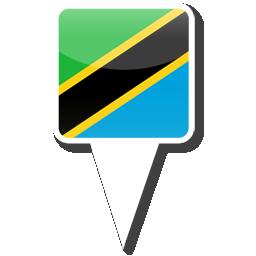 Флаг Объединенной Республики Танзания