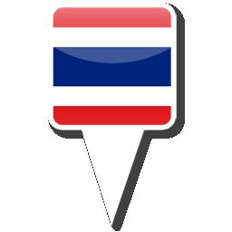 Флаг Королевство  Таиланд