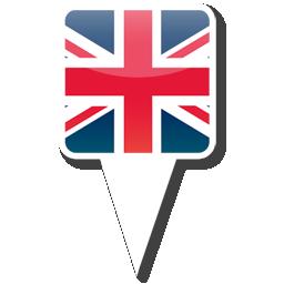 Флаг Королевства Великобритании