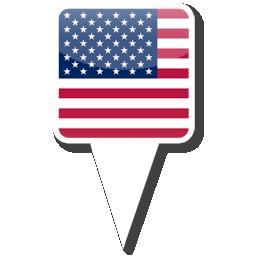 Флаг Соединенные Штаты Америки, США