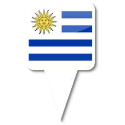 Флаг Республики Уругвай