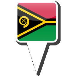 Флаг Республики Вануату