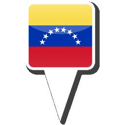 Флаг Республики Венесуэла