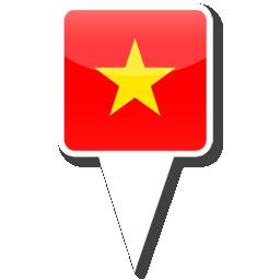 Флаг Социалистической Республики Вьетнам