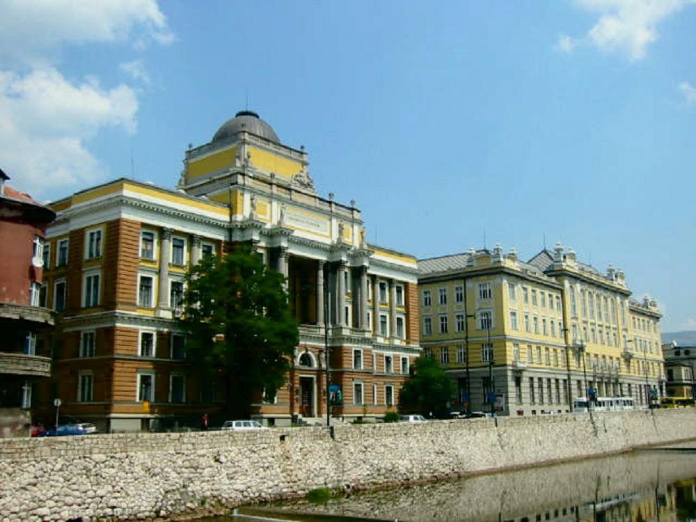 . Сосредоточием экономики, политики, культуры становится город Сараево (от турецкого слова «сарай»- дворец).
