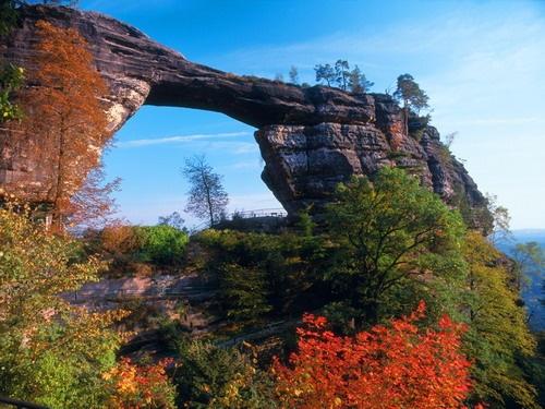 География Чехии богата и горами, и реками. Само государство лежит на Богемском плато, которое обрамлено горными хребтами, наиболее известные из них – Судеты  и Карпаты. Самая высокая вершина Чехии находится в Судетских горах. Гора Снежка  – возвышается на 1602 метра над уровнем моря.