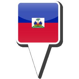 Флаг Республики Гаити