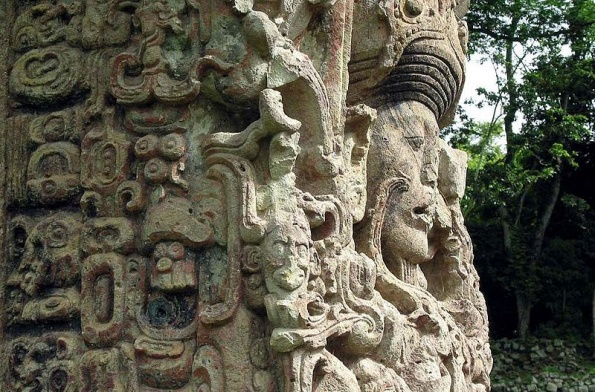 На территории Гондураса расположен Копан - наиболее древний город времен расцвета империи майя, бывший церемониальным центром.