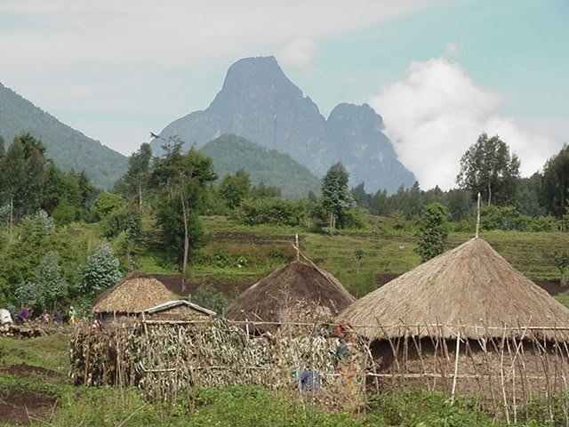 Руанда считается аграрной страной. В поселках городского типа и городах живет незначительная часть жителей страны. Остальные предпочитают селиться в семейных хуторах, представляющих собой небольшой дом на холме с прилегающими сельскохозяйственными угодьями, расположенными на его склонах.
