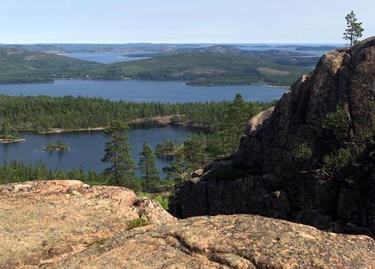 Несмотря на близкую расположенность к северу, Швеция входит в полосу умеренного климата - благодаря теплому течению Гольфстрим и ветрам с запада, дующих с Атлантического океана. Февральская температура в Стокгольме держится в районе минус пяти градусов, а июльская составляет более двадцати градусов тепла (по Цельсию).